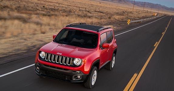 Jeep Renegade Sport 4x4 © Jeep