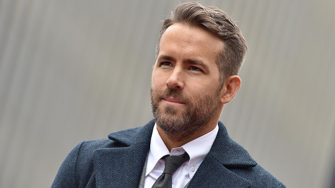 Ryan Reynolds Haircut picture