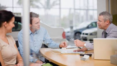 Dealers hold the cards when they finance your car