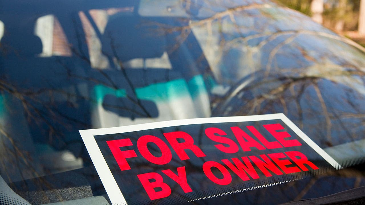 Financing For A Private Auto Sale