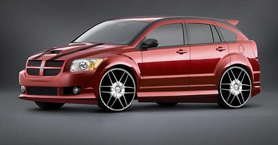 Dodge Caliber SXT | General Motors