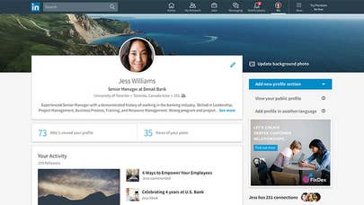 7 ways to improve your LinkedIn profile, find a job