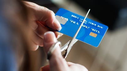 How does canceling a credit card hurt credit score?