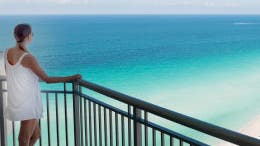 A view is one of the top features of a luxury home, according to buyers.