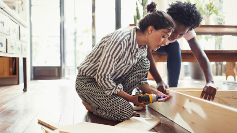 women home improvements