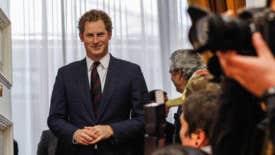 Prince Harry's windfall