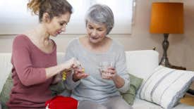 Get (tax) credit when paying for care?