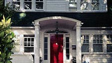 The horror-film home is for sale for $2.1 million.