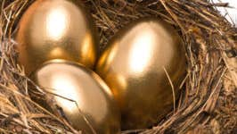Tax effects on retirement savings