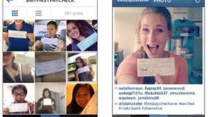 Stop posting selfie paycheck photos