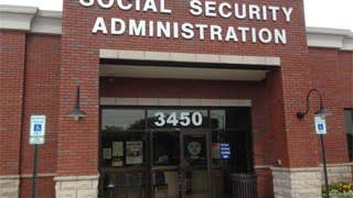 Social Security going up 1.7%