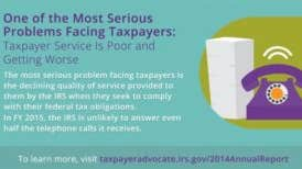 Don't expect much IRS filing help