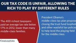 Obama tax test for Congress