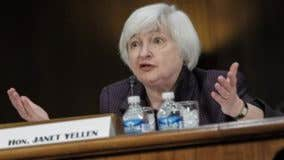 Fed Chair Yellen preaches 'patience'