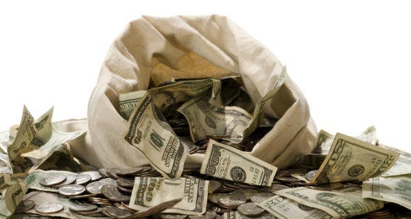 retirement-blog-spilled-bag-of-money