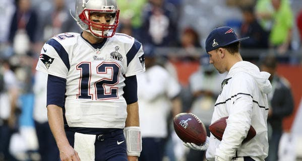 Did Tom Brady know? A new report concludes he likely did. © LUCY NICHOLSON/Reuters/Corbis