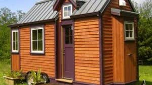 Financing a tiny house
