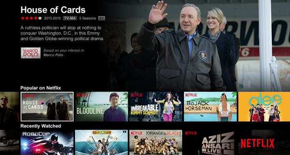 If you live in Chicago and are a fan of Netflix's House of Cards and other shows, be prepared to pay an added 9% to stream its programs.
