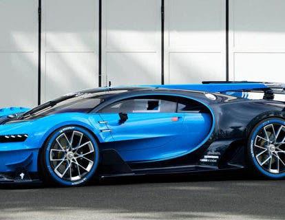 Bugatti Brings Video Game Car To Life