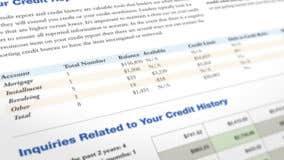 Credit report complaints abound