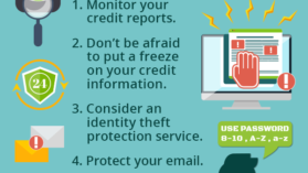 5 things to do after a data breach