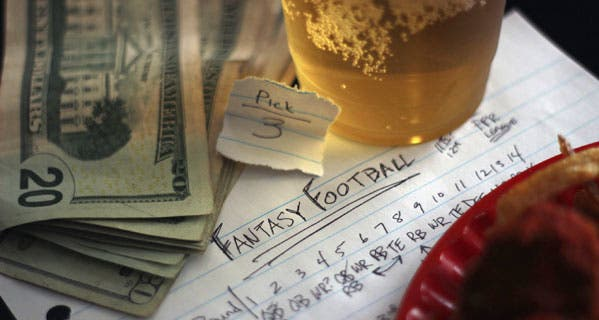 Uncle Sam relies on honesty and Form-MISC to collect taxes from fantasy sports winners.