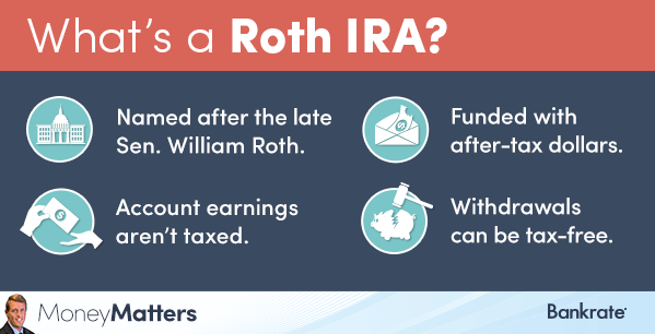What's a Roth IRA? © Bigstock