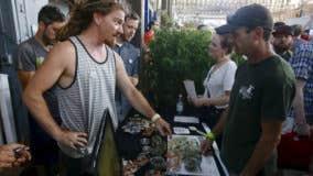 Tax-free marijuana sales start today in Oregon