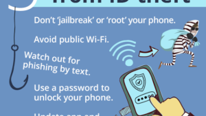 Jean Chatzky: Protect your phone from ID thieves