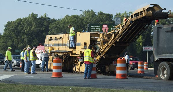 The transportation bill could result in employment for paving crews as well as private debt collectors.
