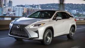 Luxury car sales soar in December