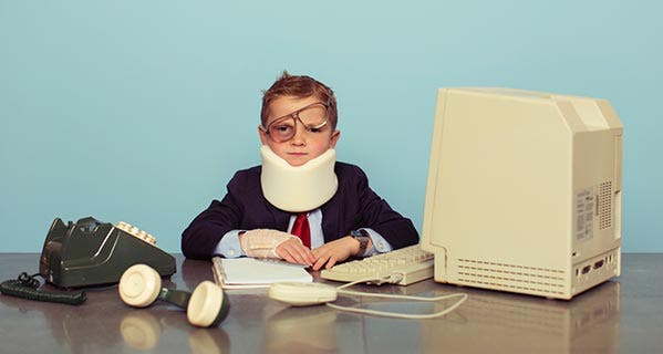 Many financial advisers feel the fiduciary fight has given them a black eye. iStock.com/Andrew Rich