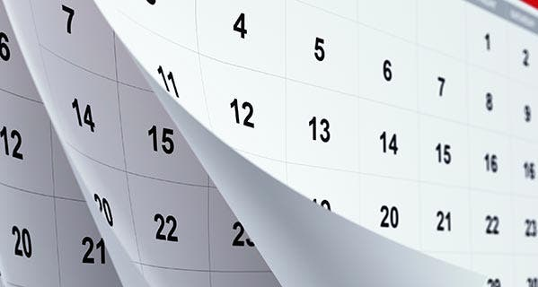 Mark your calendars. You can file your taxes on Jan. 19, but Free File lets you send your return earlier. iStock.com/MacroZone