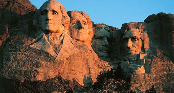 South Dakota is home to not only Mount Rushmore National Memorial, but also a growing number of accounts held by foreigners attracted by the state's low taxes and confidentiality rules. DEA / G. SIOEN/De Agostini/Getty Images