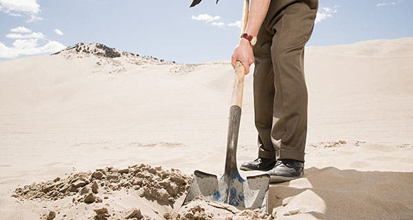 You really have to dig to find insurance companies that offer the best deals on annuities. Image Source/Getty Images