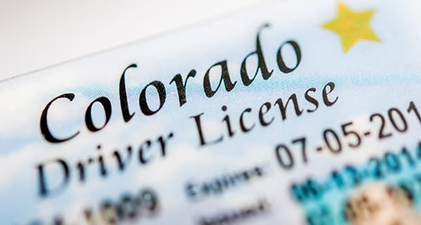 Colorado's online tax return filing option is available only to established Colorado taxpayers, or persons with a valid Colorado driver's license or ID. Welcomia/Shutterstock.com