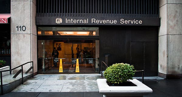 The IRS discovered that the personal information of another 390,000 taxpayers may have been compromised. © Andrew F. Kazmierski Shutterstock.com