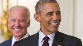 Obamas file last tax return from White House