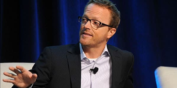 Scott Sanborn was named Lending Club CEO in May. | Ilya S. Savenok/Getty
