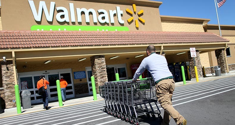 Wal-Mart takes aim at a Prime target