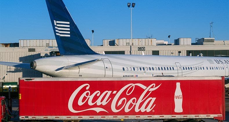 Philadelphia isn't taking a paternal approach to taxing beverages. Above, the terminal and control tower at Philadelphia airport. Photo Credit: John Griem/Getty Images