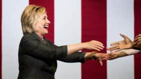 Clinton: Go to college, let US pay for it