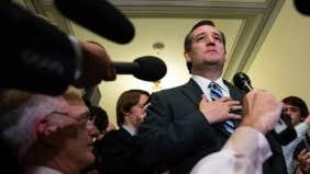 Cruz loses GOP nomination, but wins party platform