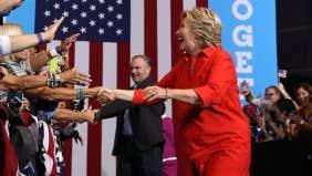Clinton, Kaine release tax returns