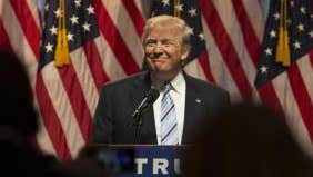 Trump's tax deduction change upsets charities