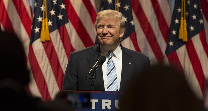 Trumps tax deduction change upsets charities
