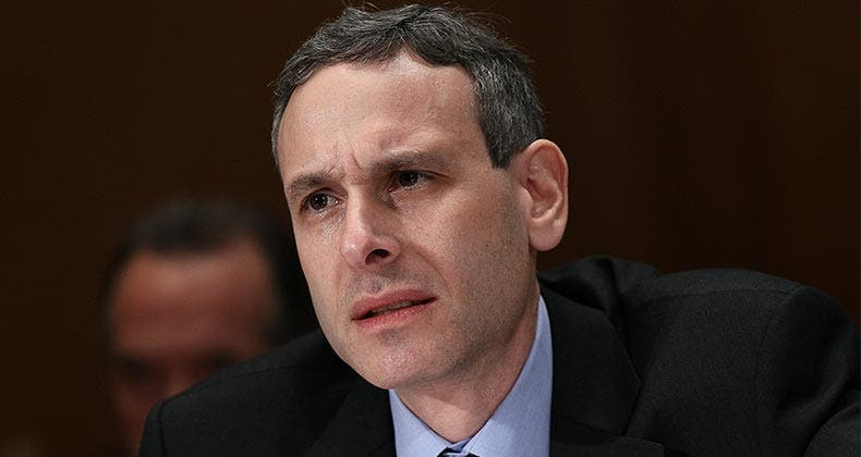 Former IRS Commissioner Douglas Shulman, above, pulled the plug on previous efforts by private collection agencies to collect unpaid taxes, saying  the task was best left to the IRS. Win McNamee/Getty Images