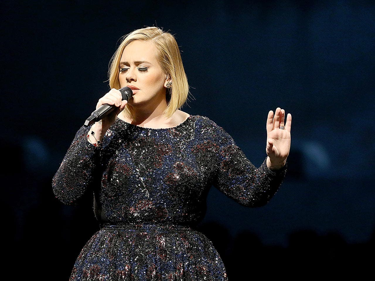 Adele | Gary Miller/Getty Images