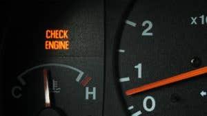 Top check-engine-light car repairs