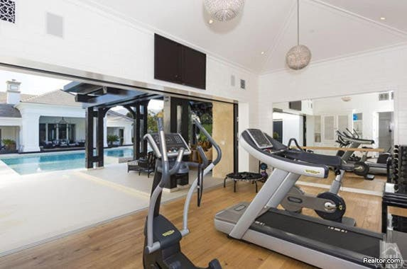 Fitness Area | House: Realtor.com